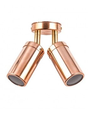 MR16 COPPER SPOT LIGHT RANGE