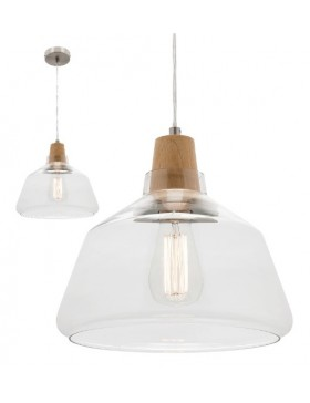 LAYA TIMBER PENDANT RANGE